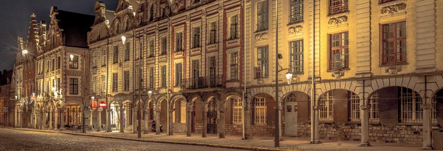 Châteaux du Pas de Calais