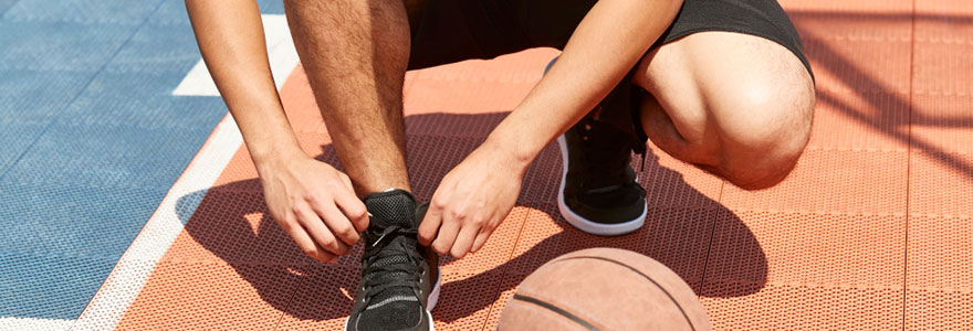 chaussures d'athlétisme
