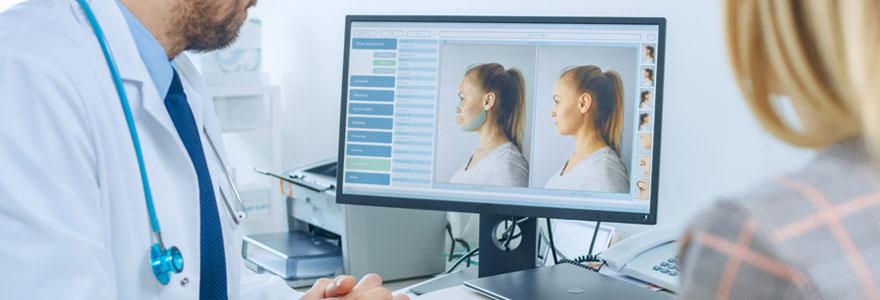 chirurgie esthétique en ligne