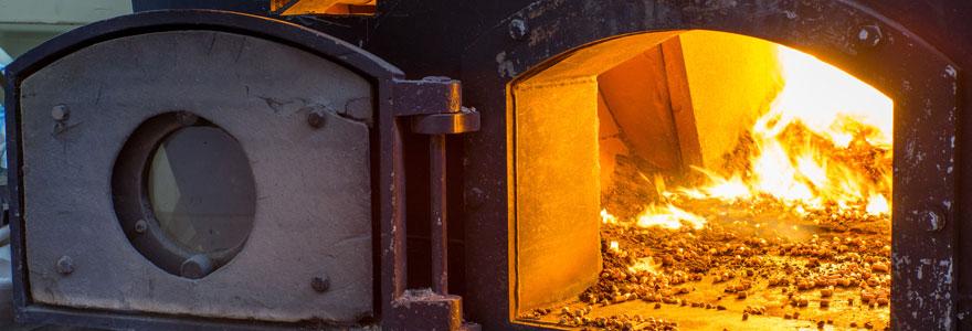 Combustibles de chauffage écologiques