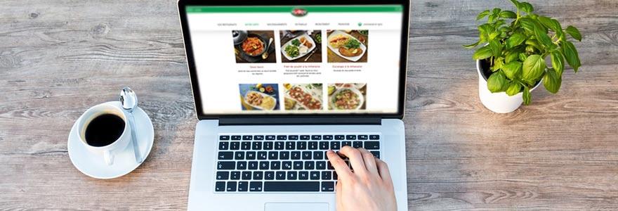 Commander en ligne le meilleur de la cuisine italienne