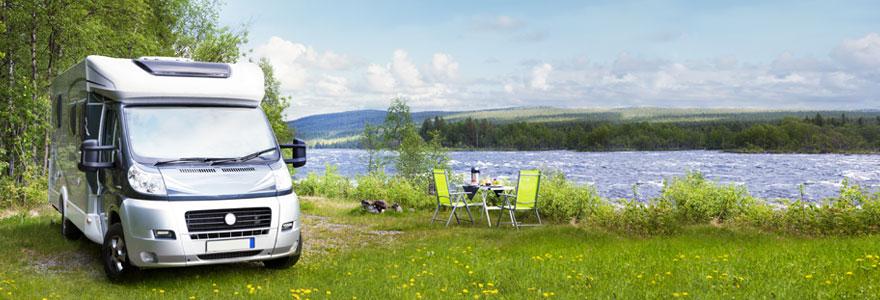 Opter pour un camping-car profilé
