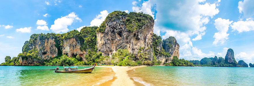 Thaïlande soleil en février