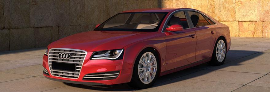 Vente de voiture Audi d'occasion