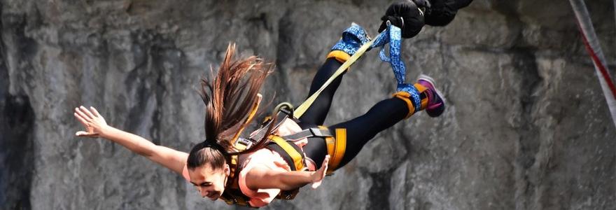 saut a l elastique